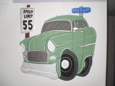 Rick's 55 Chevy
