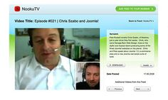Peter Russell - Original Joomla core team founder member    In a broadcast from London in the UK, Peter Russell revisits Chris Szabo