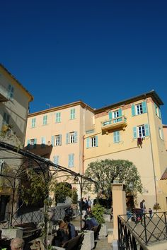 Mentone, centro storico