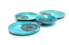Turquoise Lace Series www.inzynieriadesignu.pl