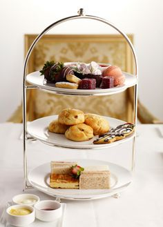 When it's tea time, The Palm Court at the Plaza Hotel is a fabulous choice – not to mention a New York City icon!