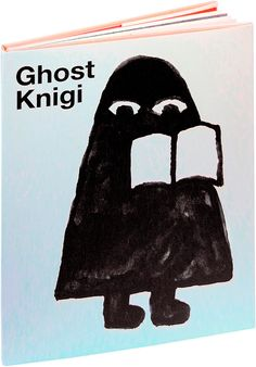 Ghost Knigi published by Nieves