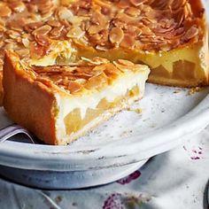 Florentiner Apfelkuchen No Bake Cake, Cheesecake, Food And Drink, Recipes, German, Best Apple Pie, Bakken, German Apple Cake, Deutsch