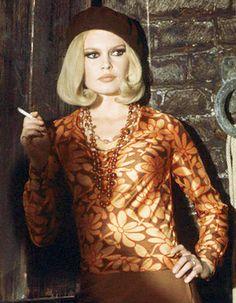 Bridget Bardot in 1968