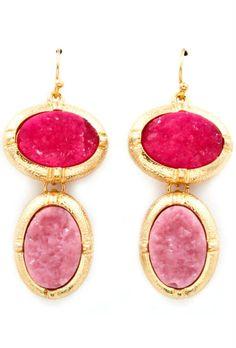 Milan Pink Drops