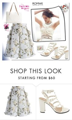 """Bez naslova #103"" by rilner ❤ liked on Polyvore featuring Chicwish and G.H. Bass & Co."