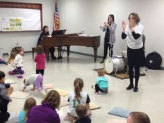 Clovernook Center for the Blind & Visually Impaired, Linton Music Peanut Butter & Jam Session, Feb 8 2014