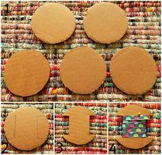 Sew Homegrown: {DIY} Ribbon Storage