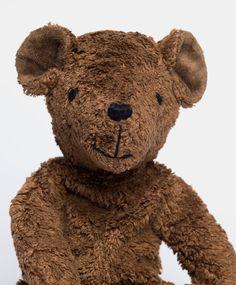 Neues Produkt bei Echtkind von einem neuen Lieferanten . Wir sagen HALLO zu Senger Tierpuppen - hier der Bär mit einem frischen Ökotest SEHR GUT