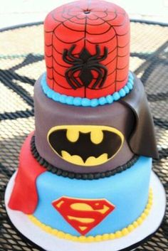 Really thinking of doing a superhero party for Kaeson :)