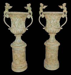 Bronze Urns