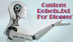 In my last post, I have discussed how to add Custom Robots Header Tags in Blogger . You should ...