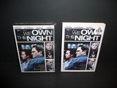 We Own The Night (DVD, 2008) Joaquin Phoenix, Mark Wahlberg  New Sealed