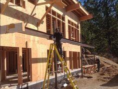 Week Three: Blog Cabin 2015 Construction Update | Blog Cabin