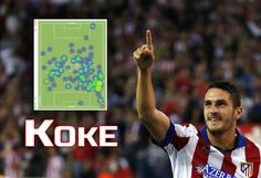 FOCUS ON: Koke and whether he could become a starter for Chelsea - http://www.squawka.com/news/would-rumoured-chelsea-target-koke-be-able-to-break-into-jose-mourinho-xi/222094 #Soccer #Football #Sports #Chelsea #CFC