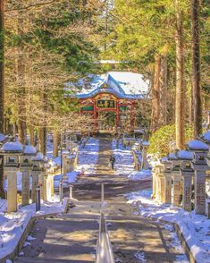 Modern Japanese Garden, Holiday Fashion, Fair Grounds, Cabin, House Styles, Places, Nature, Travel, Happy