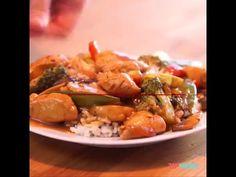 Spicy Chicken Stir-Fry