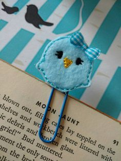 Check out this item in my Etsy shop https://www.etsy.com/listing/502532881/bookmark-decorative-paper-clip-calendar