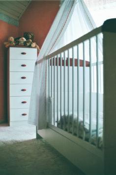 Mókus cherry interior for babies / Mókus cseresznye enteriőr babáknak