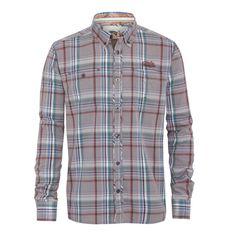 Taylor Long Sleeve Check Shirt Weird Fish, Check Shirt, Button Down Shirt, Men Casual, Menswear, Long Sleeve, Sleeves, Mens Tops, Shirts