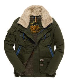 Superdry Ultimate Service Jacket - Men's Jackets
