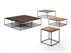 coffee tables by Linteloo