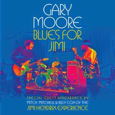 That was yesterday: Gary Moore - Blues for Jimi