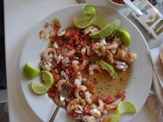 ceviche...food of the gods!