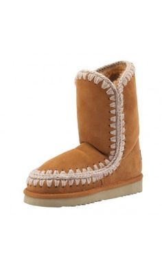 Mou Eskimo Short Boots Women Cuoio #mou #eskimo #boots #ss16