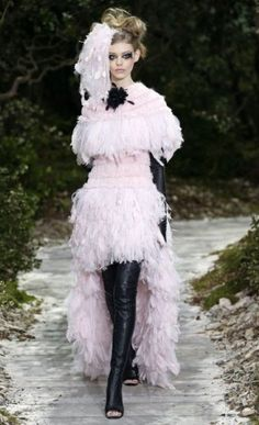 Chanel Haute Couture spring/summer 2013 - WHAT'S HOTTER THAN VICTORIA'S SECRET?  Magic+Front+Button+PushUp+Bamboo+Bra $6.99 Shhhh see here... http://selz.co/198i9iK