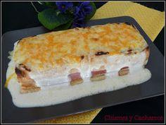 """Chismes y Cacharros: Sandwich Especial """" Las Nenas"""""""