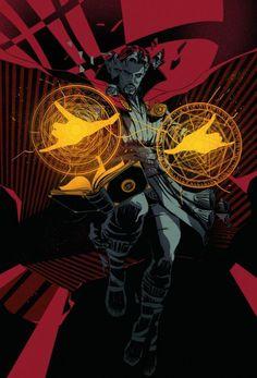 Doctor Strange - Estevan Silveira