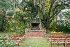 The Barn at Walnut Hill wedding ceremony by Pure Luxe Bride