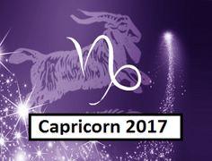 Your 2017 Free Horoscope : Capricorn Horoscope 2017