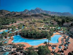 Escape the Heat at These Phoenix Area Resorts With Water Parks: Pointe Hilton Squaw Peak Resort