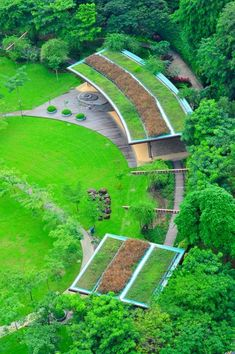 Toa Payoh Town Park in Singapore