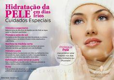 Hidratação da pele em dias frios  http://www.blografaelasalvato.med.br/2014/09/hidratacao-da-pele-em-dias-frios.html