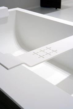 Bridge Tray by Antonio Lupi. Available from Pure Interiors. Bathtub Shelf, Bridge, Best Bathtubs, Bathtub Remodel, Bathroom Inspiration, Basin, Shelves, Pure Products, Shower