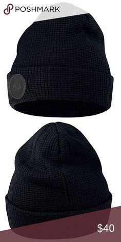 7e2e88dde01 ... wholesale unisex air beanie knit hat cozy waffle knit material makes  the unisex nike air beanie