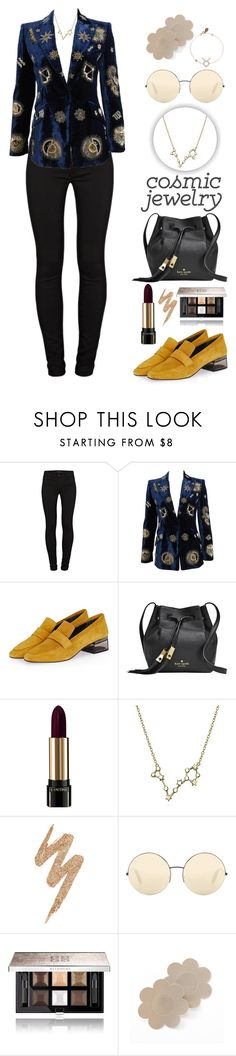 """Taurus"" by gina-cremont on Polyvore featuring J Brand, Emilio Pucci, Topshop, Kate Spade, Lancôme, Bling Jewelry, Urban Decay, Victoria Beckham, Givenchy and Fashion Forms"