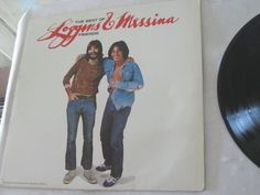 Loggins And Messina - The Best Of Friends, Lp mint