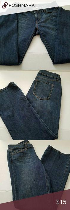 Ann Taylor LOFT jeans Good condition, bootcut, size 8p Ann Taylor Jeans Boot Cut