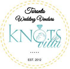 KnotsVilla Toronto Wedding badge
