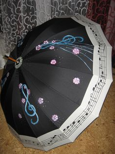 Umbrella Painting, Rain Umbrella, Under My Umbrella, Colorful Umbrellas, Umbrellas Parasols, Walking In The Rain, Singing In The Rain, Blue Harvest, Vintage Umbrella