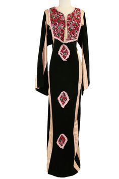 Palestinian dress... beautiful.