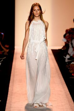 BCBGMAXAZRIA Spring 2015 Collection. Photo: Frazer Harrison/Getty Images