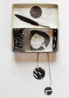 mano kellner, project 2015, kunstschachtel /artbox nr 2/2015 affenkäfig