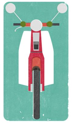 honda super cub. econo power. by DQ