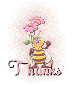 Free Animated Thanks Message Gifs, Free Thank You Text Animations and Clipart