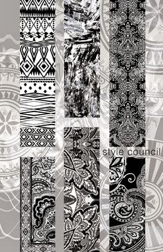 Style Council : Black & White